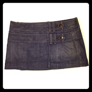 Citizens of Humanity jean skirt